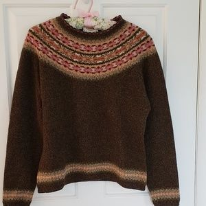 Lambs wool sweater
